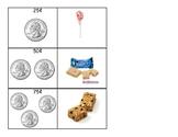 Quarter Price Tags