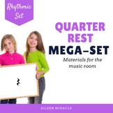 Quarter Rest/ Ta Rest Mega-Set