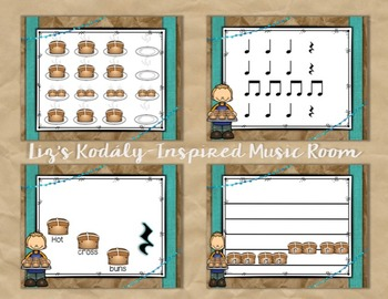 Rest and Re Bundle: Hot Cross Buns & All Around the Buttercup