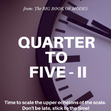Quarter to Five 2 (Original Composition) (With Colored She