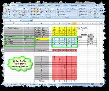 Quarterly Assessment Data Collection Tool
