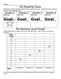 Quarterly Reading Level Tracking Sheet