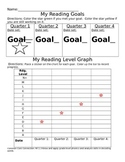 Quarterly Reading Level Tracking Sheet