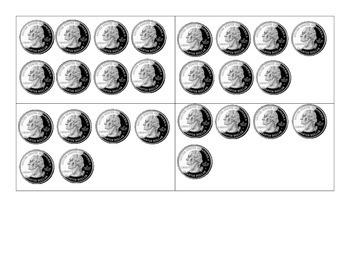 Quarters Matching