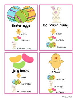 Quartet: Easter (English) Game