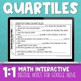 Quartile Digital Math Notes