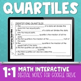Quartile Digital Math Notes