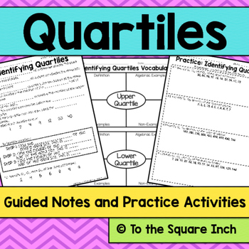 Quartiles Notes