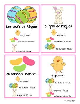 Quators: Easter - FRENCH