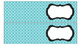 Quatrefoil Labels for 10-Drawer Organizer BUNDLE