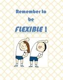 Quatrefoil Be Flexible!