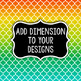 Quatrefoil Gradients - Set 2 - Commercial & Personal Use
