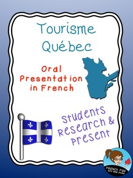 Québec Tourism Project *FRENCH*