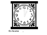 ¿Qué Hora Es?  Intro to telling time in Spanish