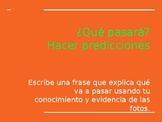 Qué Pasará Making Inferences in Spanish (Future & Conditio