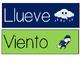 Que Tiempo Hace? Spanish Weather Signs