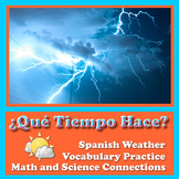 ¿Qué Tiempo Hace? Spanish Weather and Much More!