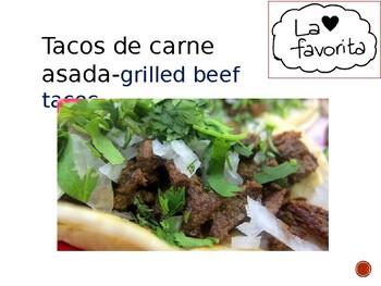 Qué  cómo ordenar en una taquería mexicana/ How to order in a Mexican taco place