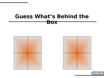 Que hay detrás de la caja? Profesiones