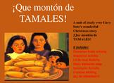 Que monton de Tamales Too Many Tamales