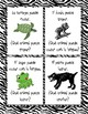 Que pueden hacer los animales - Card Game