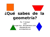 Que sabes de la geometria