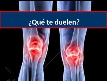Que te duele-Que te duelen using X-Rays