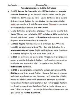 Quebec Bundle