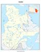 Quebec Geography Quiz