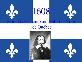 Quebec power point in French