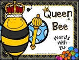 Queen Bee -Words with qu_
