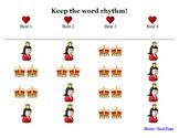 Queen Caroline   Beat & Rhythm Practice - Elementary Music
