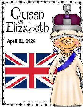 Queen Elizabeth Research Report Bundle