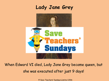 Queen Elizabeth I and the Spanish Armada Lesson plan, PowerPoint and Worksheets