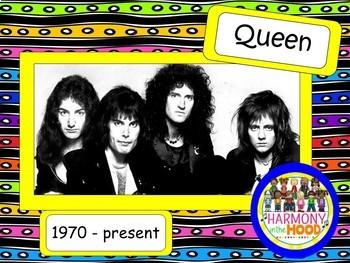 Queen: Musicians in the Spotlight