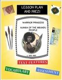 Queen Njinga Lesson Plan and Prezi