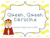 Queen Queen Caroline: A Chant to Teach Beat vs. Rhythm