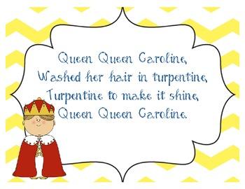 Queen Queen Caroline: A Chant to Teach Beat vs. Rhythm