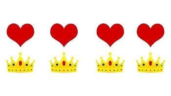 Queen Queen Caroline Icon Charts