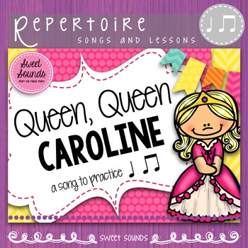 Queen, Queen {Ta Tadi Titi Practice Pack}