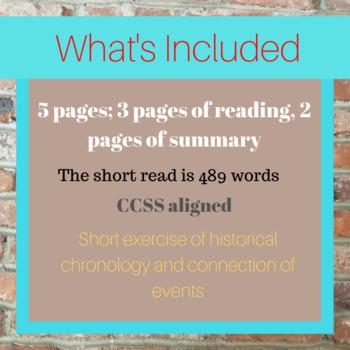 Queen Seondeok Short Read with Summary Workbook