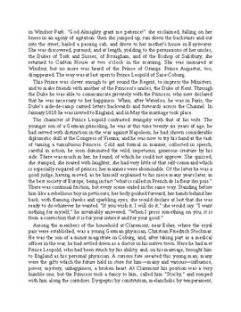 Queen Victoria - Biography