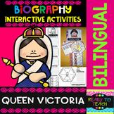 Queen Victoria - Interactive Activities - Dual Language