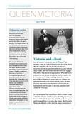 Queen Victoria Study Guide