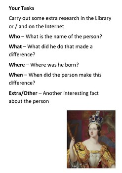 Queen Victoria Timeline and Quotes