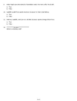 Queen of Katwe Chapters 5-6