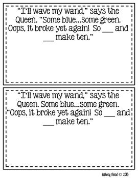 Sums of Ten with the Queen of Ten