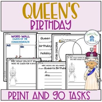 Queen's Birthday