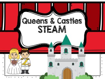 Queens and Castles STEAM
