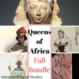 Queens of Africa: Full Bundle